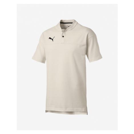 Puma Cup Poloshirt Weiß mehrfarben