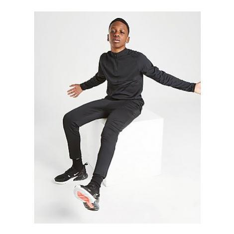 Nike Dri-FIT Academy Fußballhose aus Strickmaterial Kinder - Black/Black/Black/Black - Kinder, B