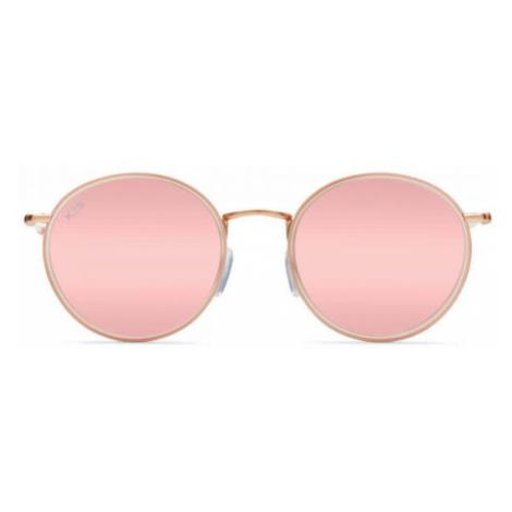 Kapten & Son Sonnenbrille Amsterdam All Pink Mirrored
