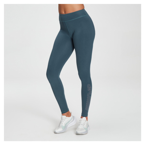 MP Branded Training Leggings für Damen – Ultramarinblau