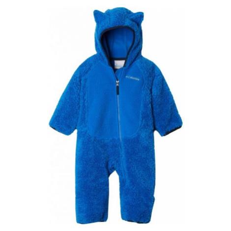 Columbia FOXY BABY SHERPA BUNTING blau - Kinder Overall