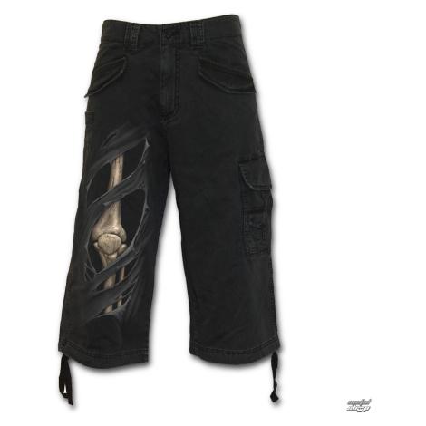 Männer Shorts SPIRAL - Bone Rips - Schwarz - K033M705