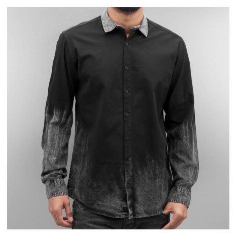 Bangastic Uros Shirt Grey Melange