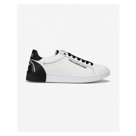 Trussardi Jeans Tennisschuhe Weiß
