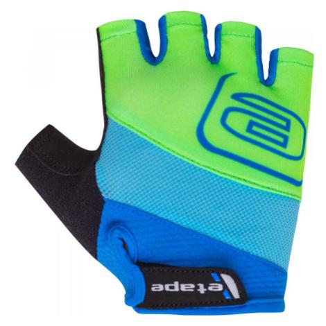 Etape SIMPLE blau - Radlerhandschuhe für Kinder