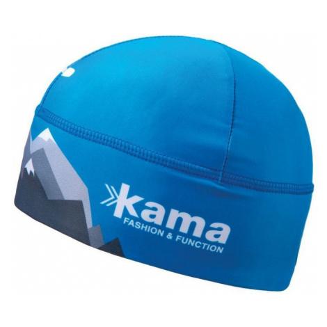 Lauf- Mützen Kama AW03 - 115 Windstopper türkis
