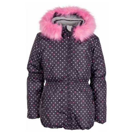 Lewro PAOLA braun - Winterjacke für Mädchen