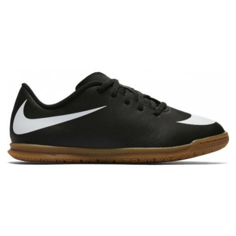 Nike JR BRAVATA IC schwarz - Kinder Hallenschuhe