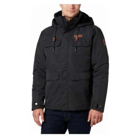 Columbia SOUTH CANYON LINED JACKET schwarz - Herren Outdoorjacke