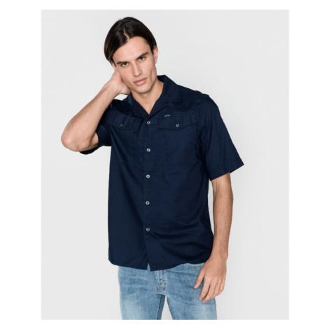 G-Star RAW Bristum Utility Hemd Blau
