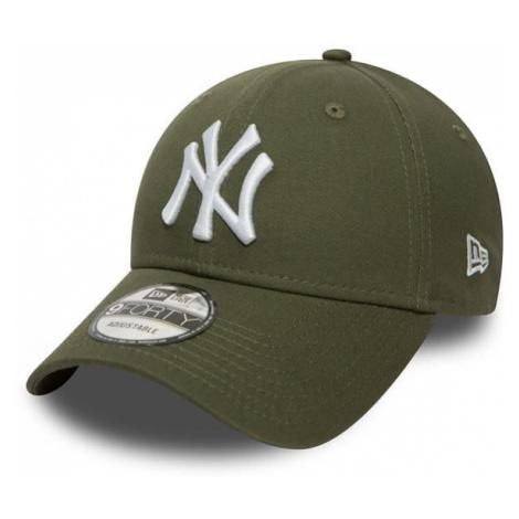 Kappe New Era 9Forty MLB League Basic NY Yankees Green