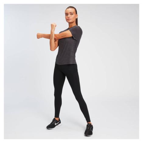 MP Women's Performance T-Shirt - Black/Charcoal Marl