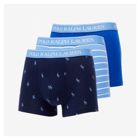 Ralph Lauren Classics 3 Pack Trunk Blue/ Navy