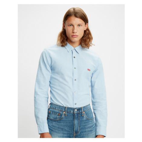 Levi's® Battery Housemark Hemd Blau Levi´s