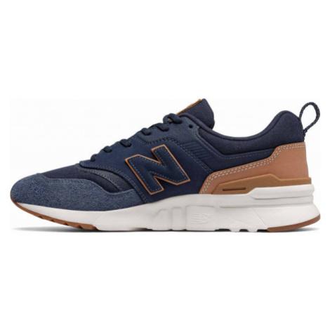 New Balance CM997HAO grün - Herren Sneaker