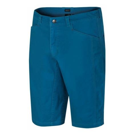 Shorts HANNAH Zeitung mosaik blue (orange)