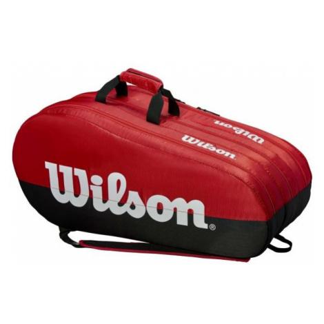 Wilson TEAM 3 COMP weiß - Tennistasche