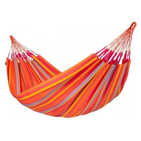 La Siesta BRISA DOUBLE CARIBIC STYLE orange - Hängematte