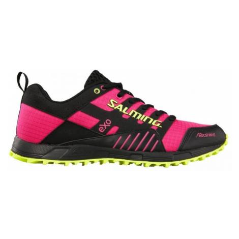 Schuhe Salming Trail T4 Women Schwarz / PinkGlo