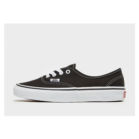 Vans Authentic Damen - Black/White - Damen, Black/White