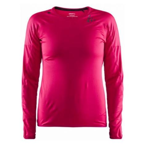 T-Shirt CRAFT Shade LS 1905843-735000 - pink
