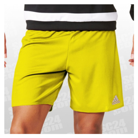 Adidas Parma 16 Short gelb Größe S