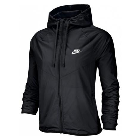 Nike NSW WR JKT schwarz - Damenjacke