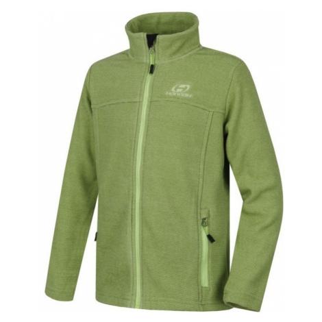 Sweatshirt HANNAH Taurum JR grün streifen