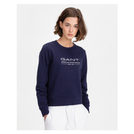 Gant MD. Summer Sweatshirt Blau