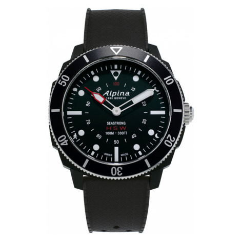 Alpina Smartwatch Seastrong AL-282LBB4V6