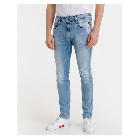 Replay Anbass Jeans Blau