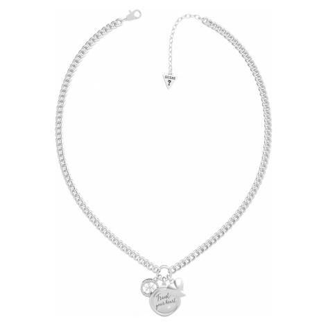 Guess JUBN70038JW Damen-Halskette Trust Your Heart Edelstahl