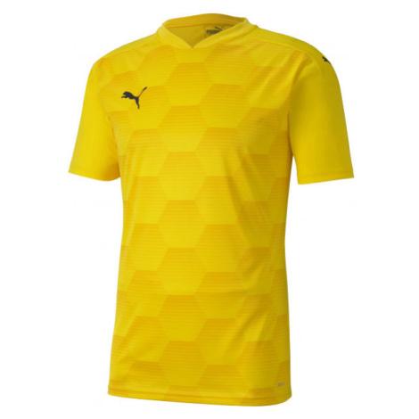 Puma TEAMFINAL 21 GRAPHIC JERSEY - Herren Sportshirt