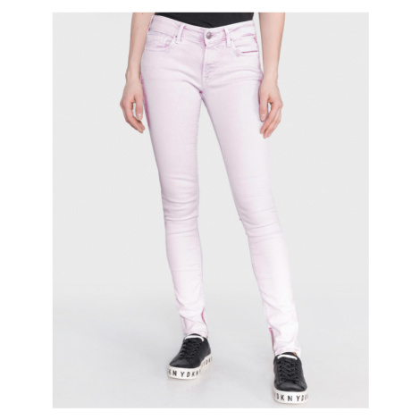 Replay Luz Jeans Rosa