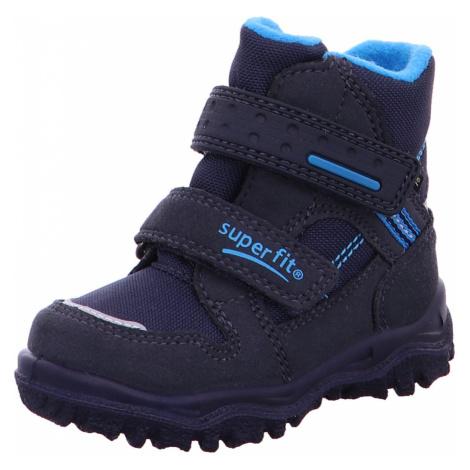 Unisex Superfit Stiefel blau HUSKY 1