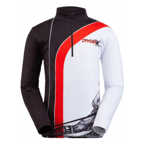 Rollkragen Spyder Men's Rival Zip T-Neck 191264-015