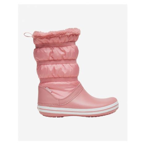 Crocs Crocband™ Schneestiefel Rosa