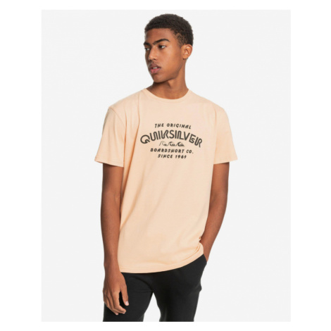 Quiksilver Wider Mile T-Shirt Beige