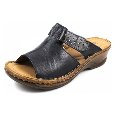 Damen Josef Seibel Klassische Sandalen blau