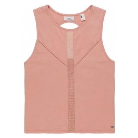 O'Neill LW NOLITA MESH TANKTOP rosa - Damen Top