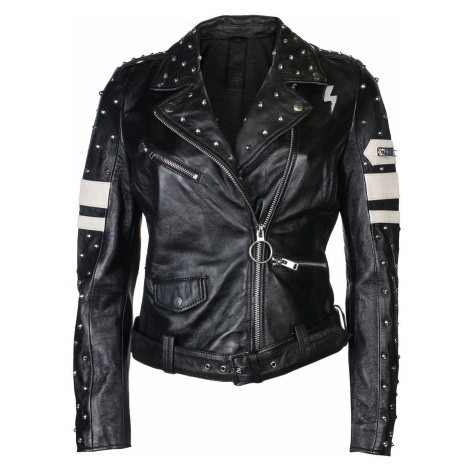 Damen Jacke (Metal Jacke) G2GDevil SF LAROXV - black - M0012828