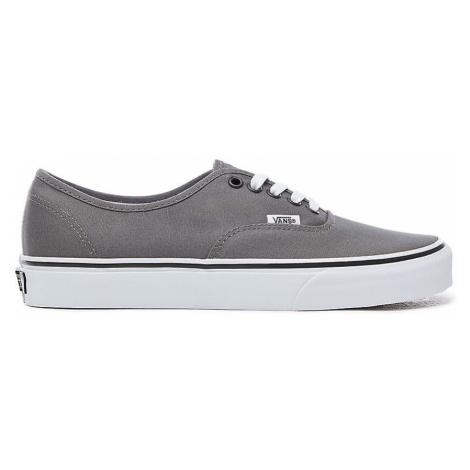 VANS Authentic Schuhe (pewter/black) Damen Grau