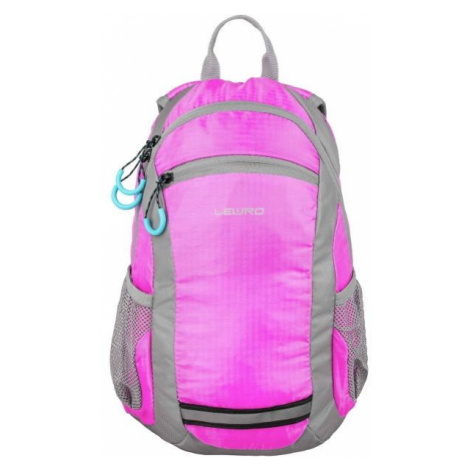 Lewro TIMMY 12 rosa - Kinderrucksack