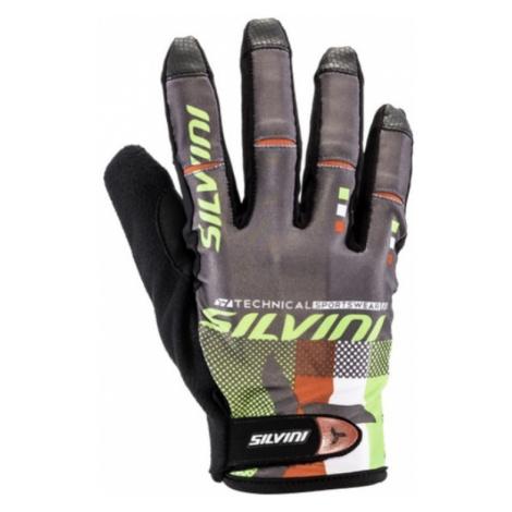 Herren Handschuhe Silvini TEAM MA850 green