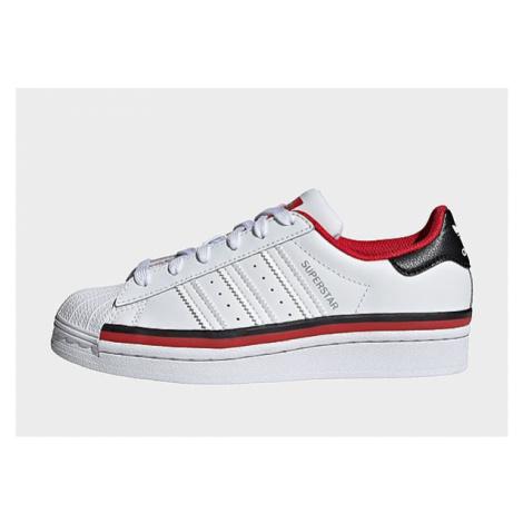 Adidas Originals Superstar Schuh - Cloud White / Cloud White / Core Black, Cloud White / Cloud W