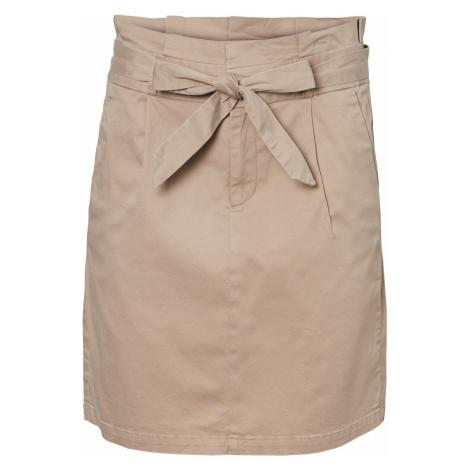 Vero Moda Damen Rock Vmeva Hr Paperbag Cot Skirt