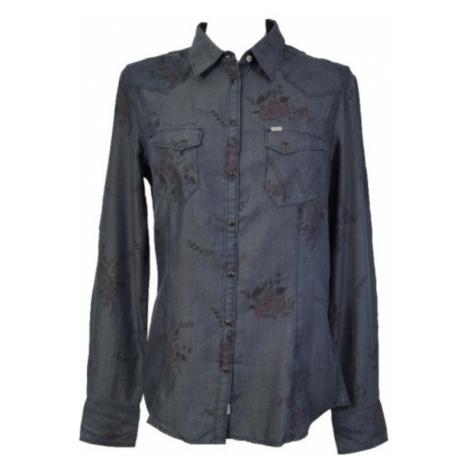 Hemden Wrangler Sammy westlich Dress blue
