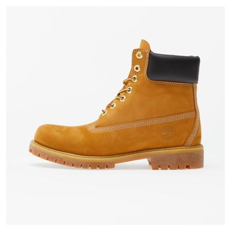 Timberland Premium 6 In Waterproof Boot Wheat Nubuck