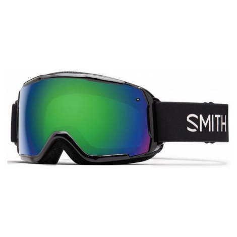 Smith GROM grün - Kinder Skibrille
