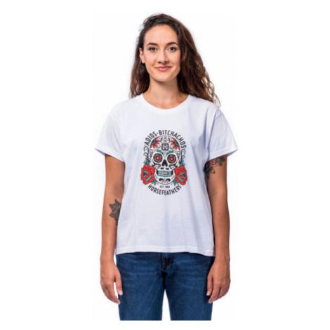 Horsefeathers MEXICANA TOP weiß - Damen Shirt